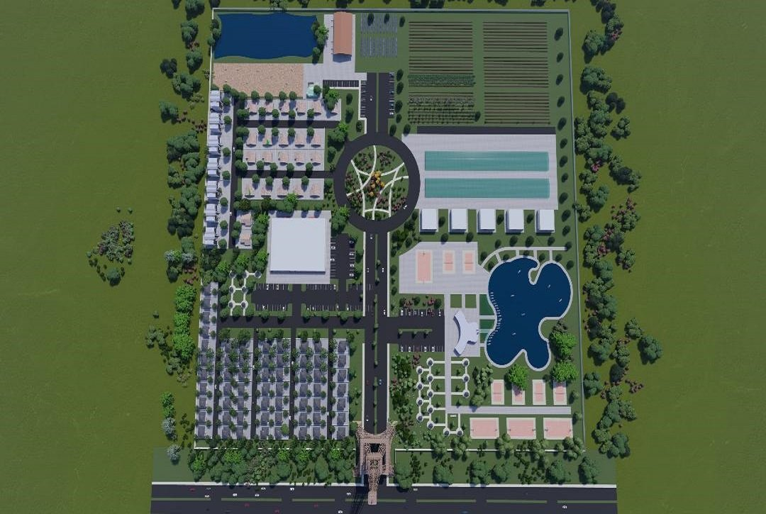 Autism2Tower planned community